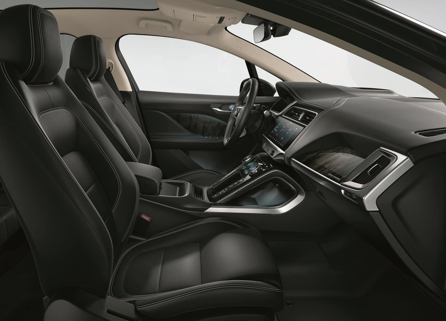 Jaguar I-PACE Interior Front Seats