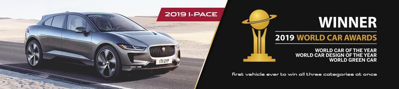 2019 Jaguar I-PACE Awards