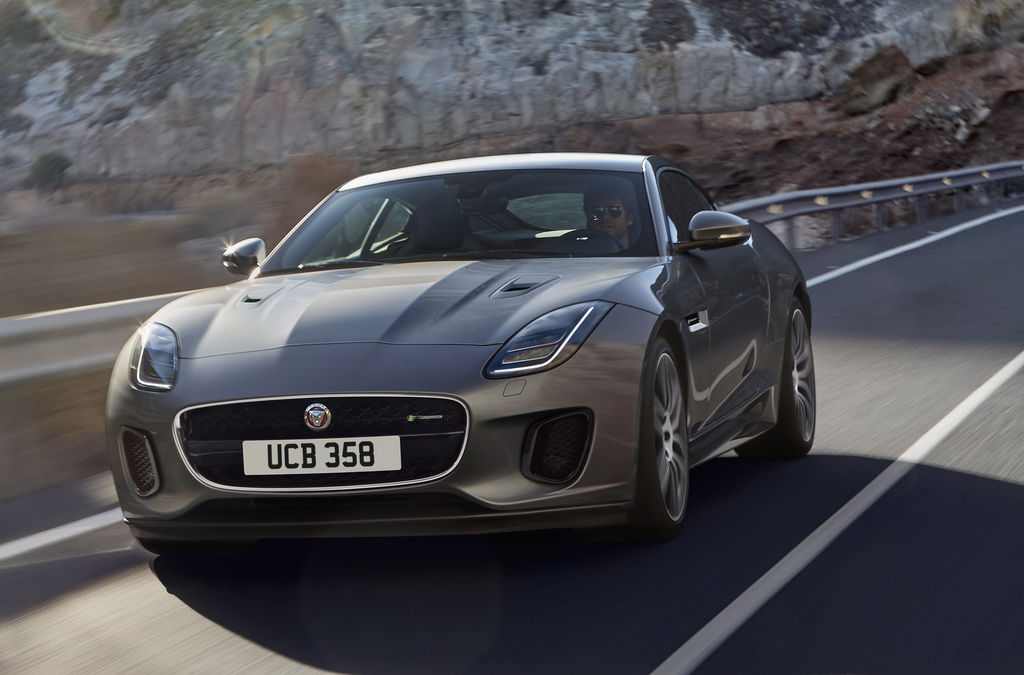 Jaguar F-TYPE Inventory