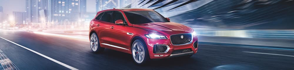 Find a Jaguar SUV near East Brunswick