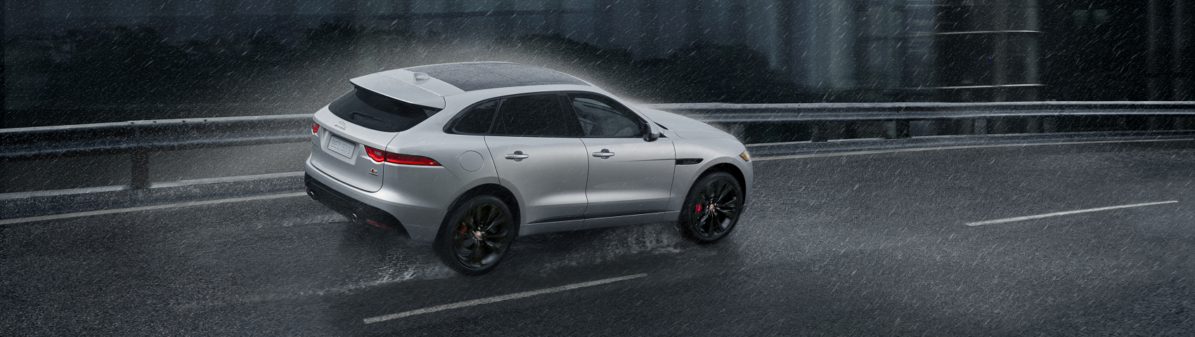 Jaguar SUV near Staten Island NY