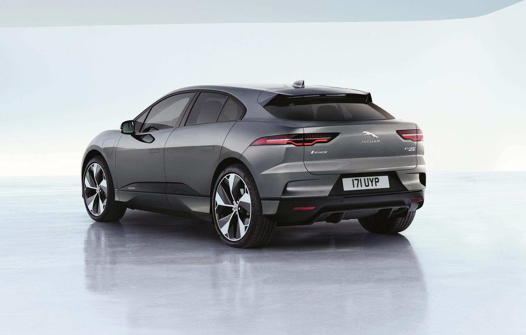 Jaguar I-Pace Features