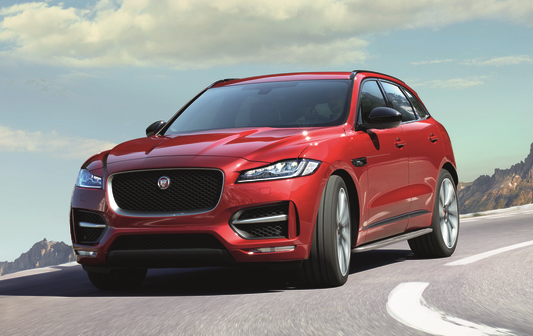 Jaguar F-Pace High Performance