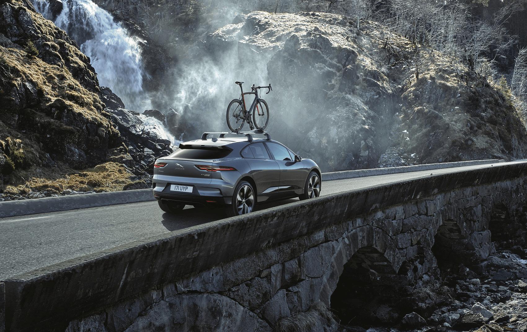 2019 Jaguar I-Pace Charge Range