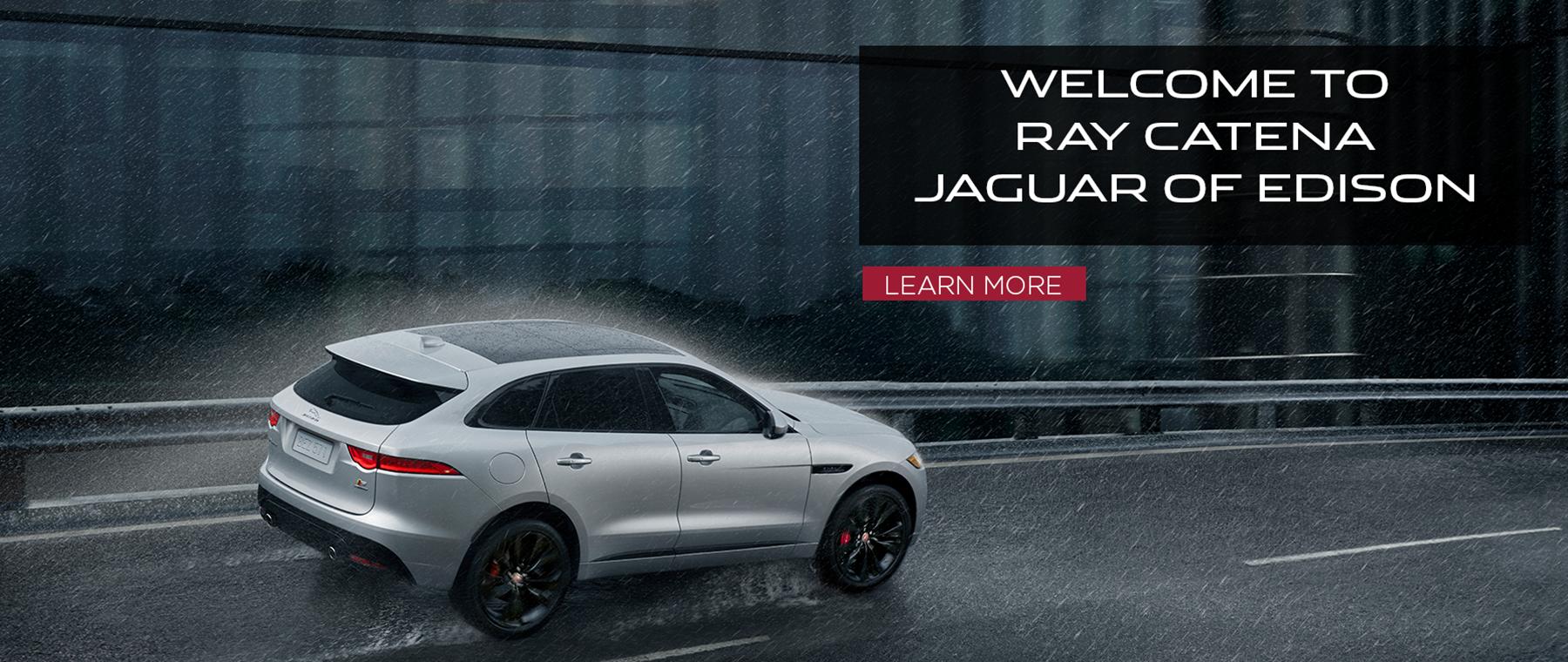 Ray Catena Jaguar >> Jaguar Dealership Edison Nj Ray Catena Jaguar
