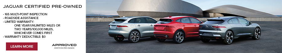 Jaguar Certified Pre-Owned