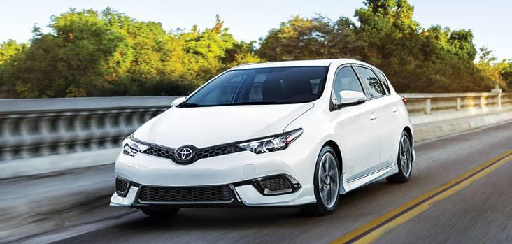 2017 Corolla Differences Technology