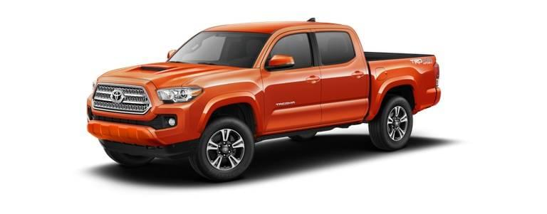 2017 Tacoma Overview at Red Deer Toyota