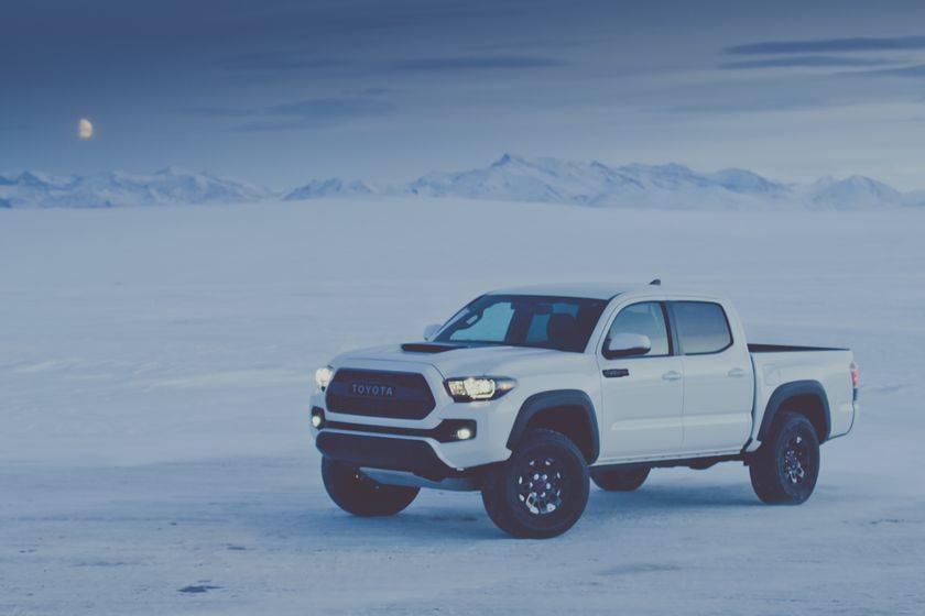 2017 Toyota Tacoma TRD Pro Safety