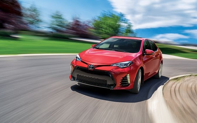 2017 Toyota Corolla Performance