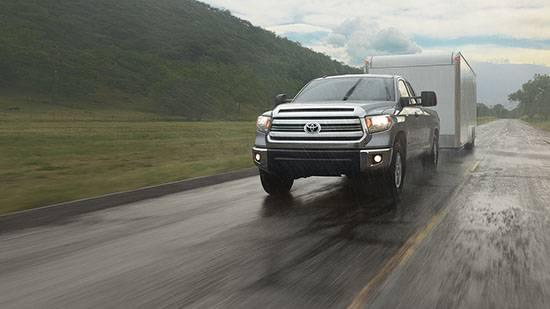 2019 Toyota Tundra Performance Features Red Deer Toyota
