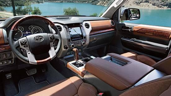 2019 Tundra Safety Red Deer Toyota