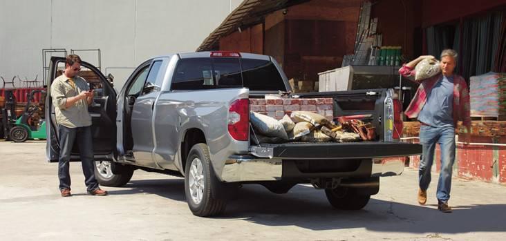 2017 Toyota Tundra Highway Thru Hell Saves Day