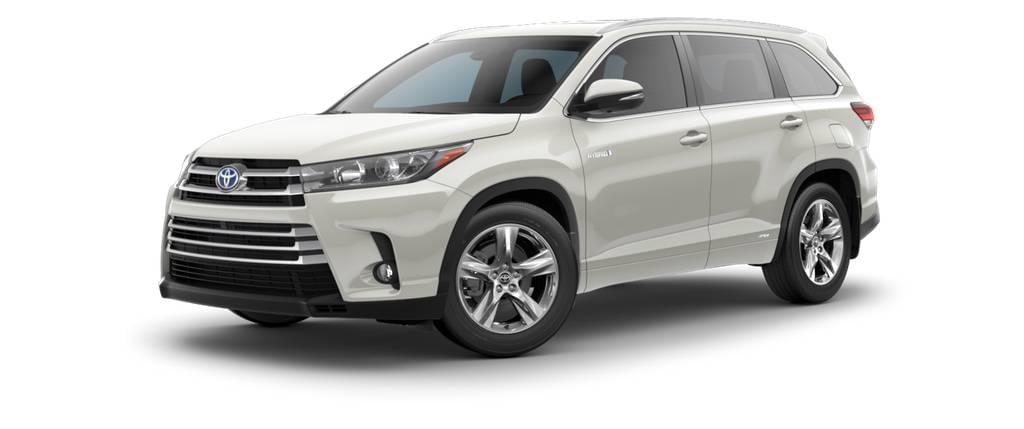 2017 Highlander Hybrid Overview at Red Deer Toyota