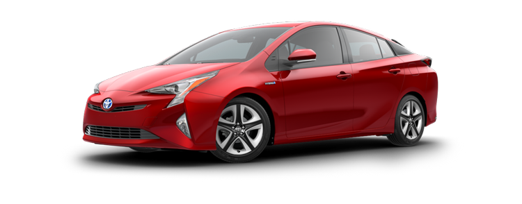 2017 Prius Overview at Red Deer Toyota