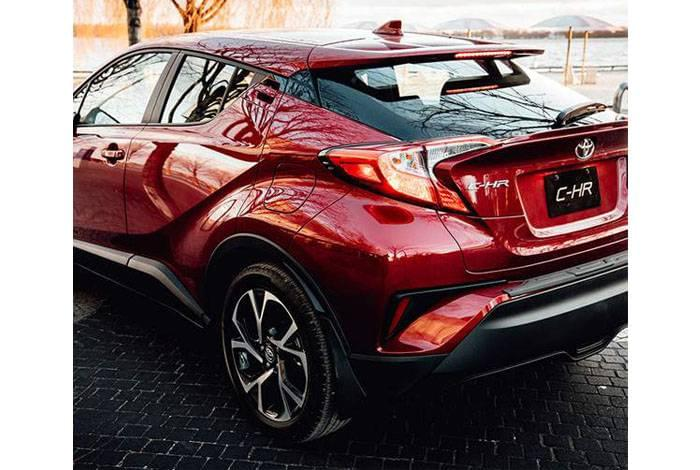 2018 Toyota C-HR Style