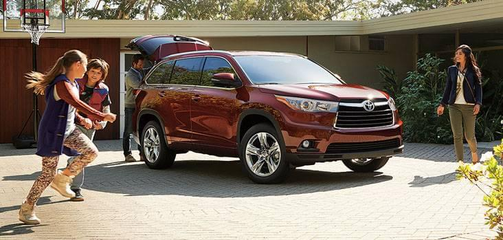 2018 Highlander Safety Red Deer Toyota