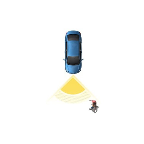 Pedestrial Detection PCS w/PD comes with toyota safety sense TSS-P red deer toyota ab