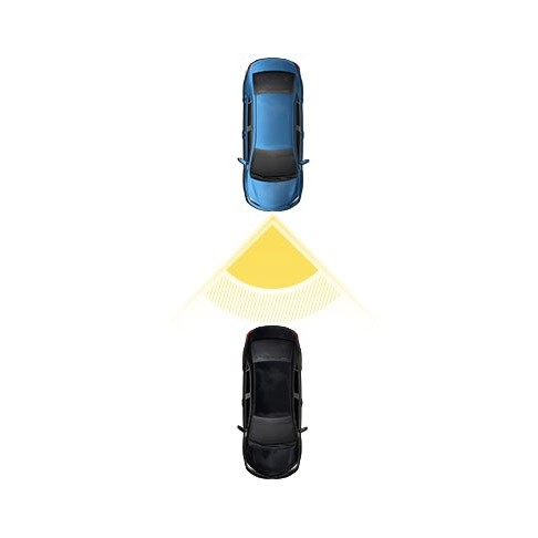 pre-collision system pcs comes with toyota safety sense TSS-C red deer toyota ab