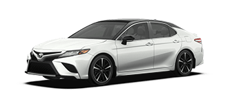 2018 Camry XSE V6 Standard Package Lease Special