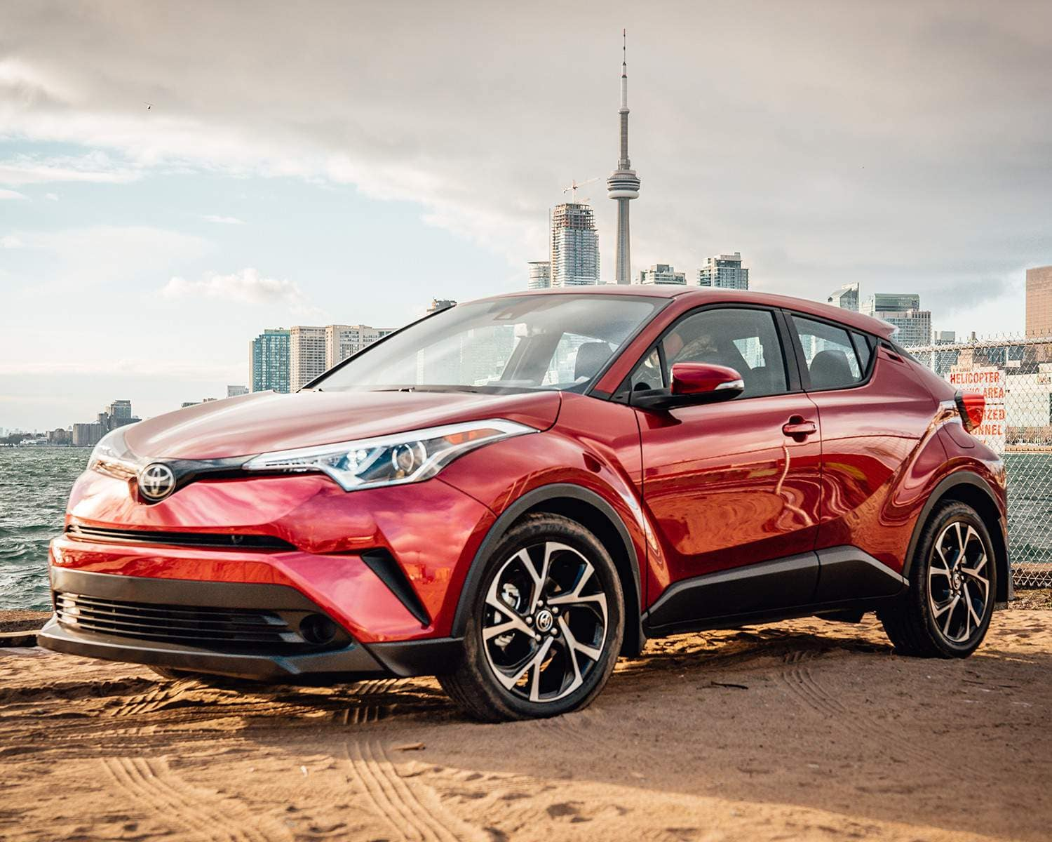 2018 Toyota C-HR Performance Overview at Red Deer Toyota in Red Deer, AB