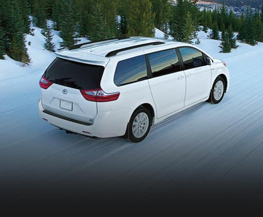 2019 Toyota Sienna Performance Overview Red Deer Toyota Red Deer AB