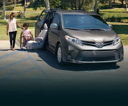 2019 Toyota Sienna Safety Overview Red Deer Toyota Red Deer AB