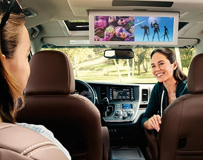 2019 Toyota Sienna Technology Overview Red Deer Toyota Red Deer AB