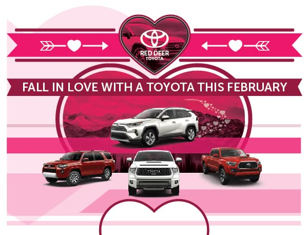 Fall In Love With A Toyota