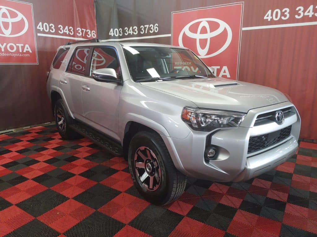 New 2021 Toyota 4Runner TRD Off Road 4WD