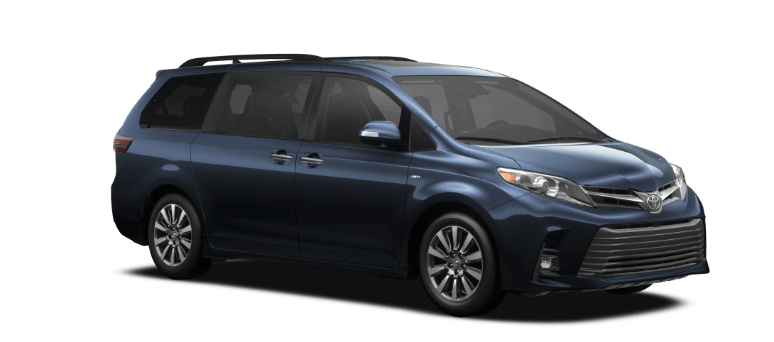 2020 Sienna XLE AWD 7-Pass in Parisian Night Pearl