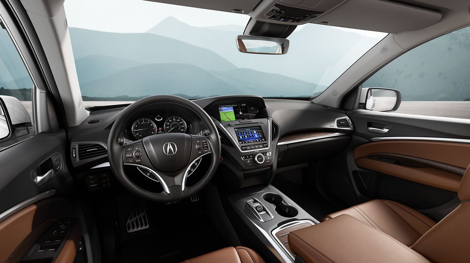 MDX Front Cabin