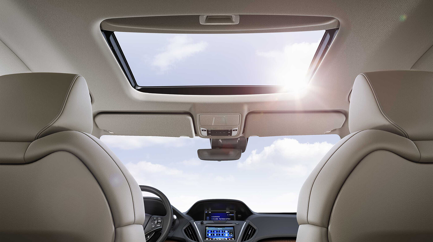 MDX Power Moonroof