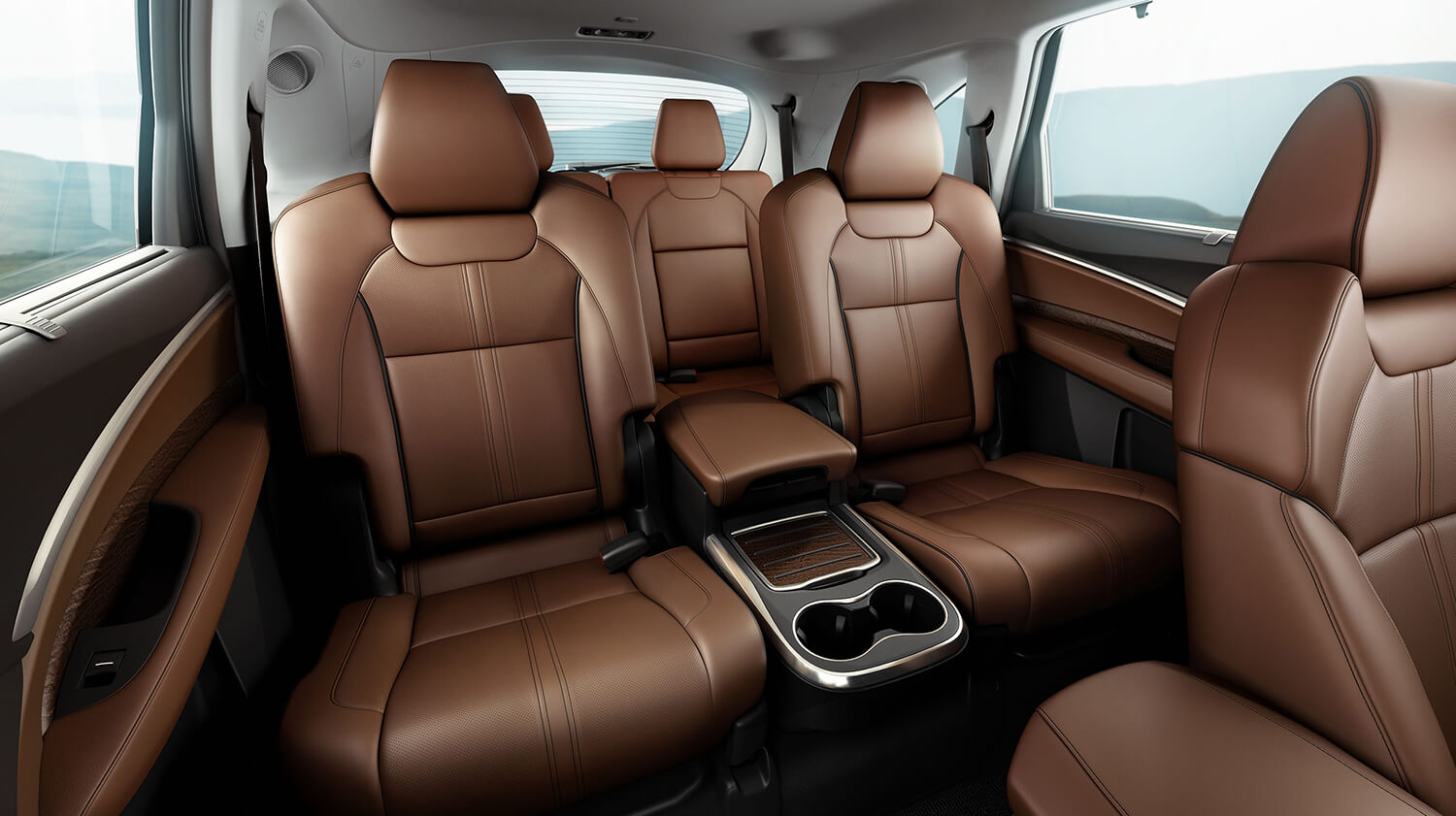 MDX Interior Seating