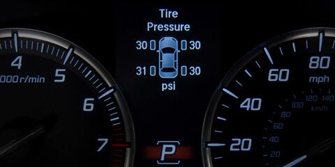 Tire Fill Assist