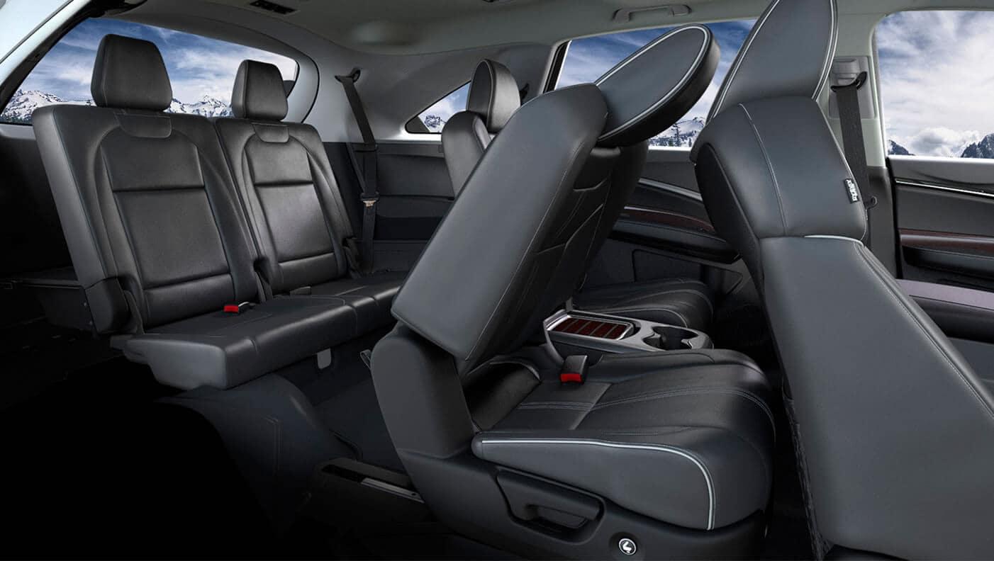 Acura MDX Rocky Mountain Acura Dealers ThirdRow Luxury SUV - Acura mdx seats