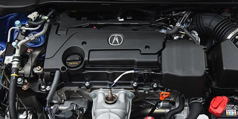 2018 Acura ILX 2.4-Liter Direct Injection Inline-4