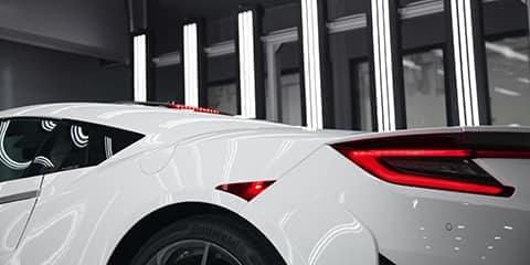 2018 Acura NSX Corner and Backup Sensors