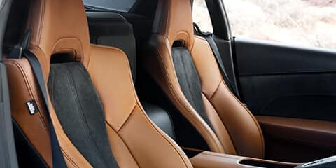 2018 Acura NSX Performance Seating