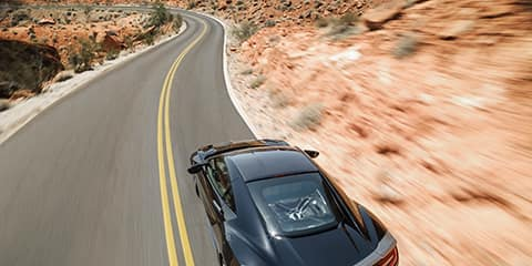 2018 Acura NSX Vehicle Stability Assist