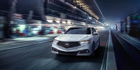 2019 Acura TLX Vehicle Stability Assist