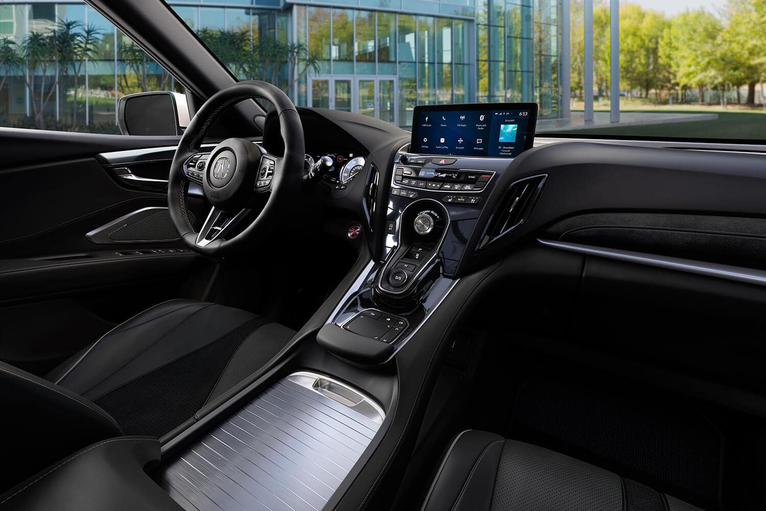 2019 Acura RDX Interior Passenger Side