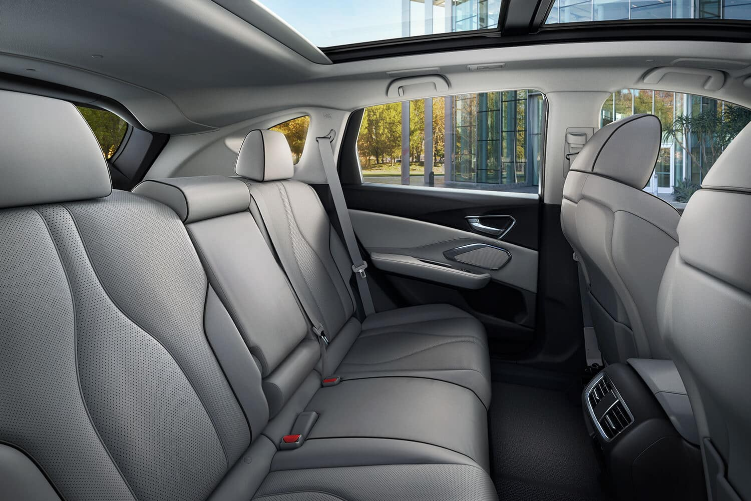 2019 Acura RDX Interior Rear Seating