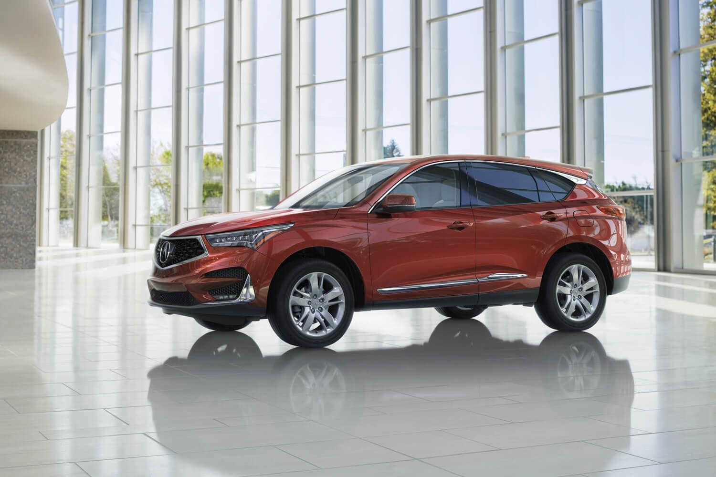 2019 Acura RDX Exterior Driver Side