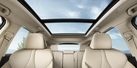 2019 Acura RDX Panoramic Moonroof