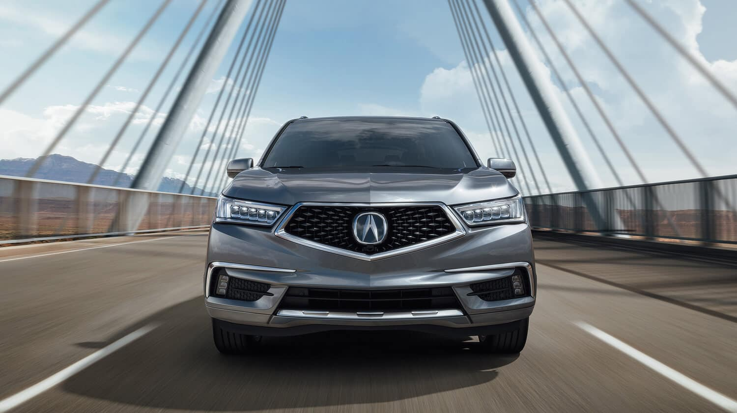 Acura MDX Rocky Mountain Acura Dealers ThirdRow Luxury SUV - Acura mdx front grill