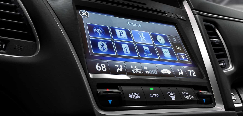 2019 Acura RLX Interior ODMD