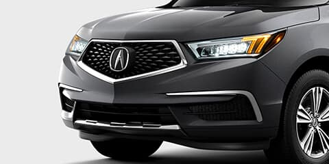 2019 Acura MDX Jewel Eye LED Headlights
