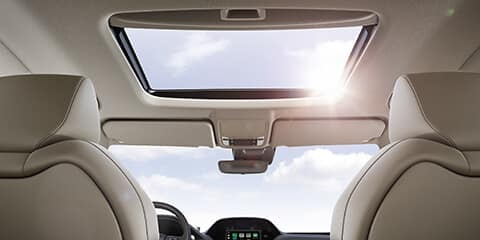 2019 Acura MDX Power Moonroof