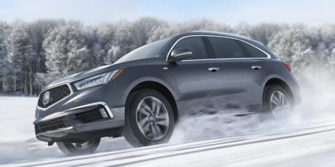 2019 Acura MDX Vehicle Stability Assist